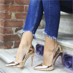Topuklu Ayakkabı Çeşitleri